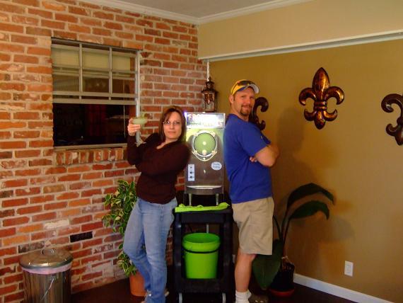 Mr Margarita Machine Rental In Louisiana Party Ideas